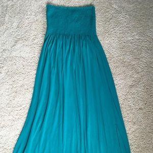 Faded Glory Strapless Dress, Size 12-14